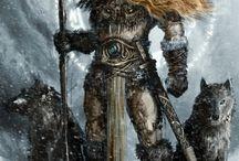 Vikings art