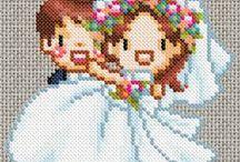 Perler bryllup