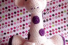 Crochet animeaux