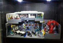 My Lego / This is all my Lego collection, My Own Creation (MoC) Lego