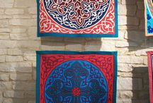 Tentmakers of  Cairo quilts
