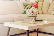 Coffee table hacks