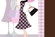 Fashion Illustration and Pattern Design