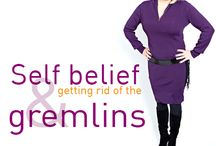 Self belief / Self belief over self doubt