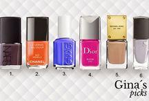 Gina's Picks Beauty - Mis artículos de belleza preferidos