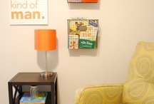 boys room redo.  / by Elizabeth Walsh