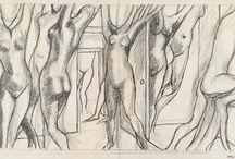 Artistic Nudes / by modernism.com