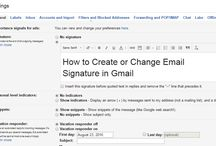 How to Create or Change Email Signature in Gmail