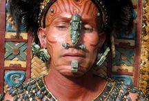 Apocalypto / mayan king