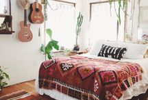 Bohemian deco ideas