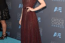 Critics Choice Awards Red Carpet Faves