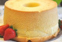 All About Chiffon Cake
