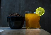 Our Drinks / A collection of some of the drinks we make and some specials we've created.