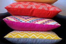 sawing pillows ect