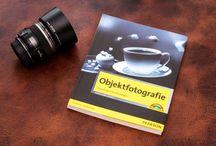 Buchbesprechungen / Besprechungen von Büchern zum Thema Objektfotografie