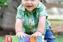 Ben's 1yr old pics / by Kelly Anne