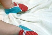 Sewing-모자,신발