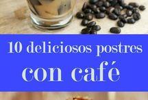 Postres de café