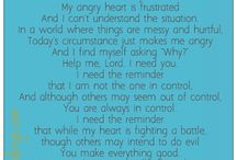 Prayers / by Laurie Whittemore