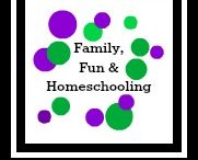 Family, Fun & Homeschooling Series / Meet amazing women and learn how they homeschool, live, love and play together with their families, at finchnwren.com!