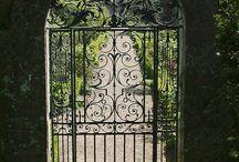 Porte / Porte che portano chi sa dove
