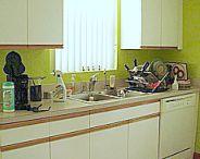 Laminate cupboard redo