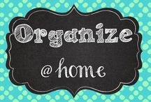 Organized at home