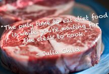 Quotable Quotes / Quips and quotables from people who love food as much as we do.