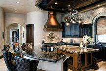 Kitchens We Love / Everyone knows the kitchen is the heart of the home, and where everyone gathers. And who can blame them? Food, drink, social hour - it's where all the fun happens! Browse this collection of fantastic kitchens for practicality and design inspiration of your own! https://www.nebraskarealty.com/