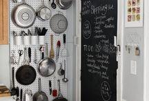Kjøkkeninspirasjon / Idéer til vårt framtidige kjøkken