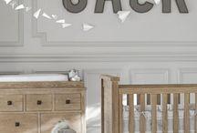 Dormitorios Para Bebé Niño