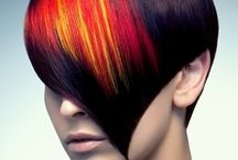 Awsome color / Hair color / by Lana Rustin
