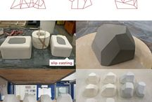 Concrete / 콘크리트 조각 디자인 영감사진 모음