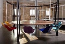Creative Commune (Office Inspiration) / by Leonie Dawson :: LeonieDawson.com