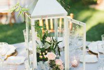 decorazione lanterne