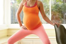 Pregnancy and Postpartum Workouts / by Kelly Partenheimer