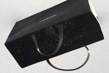 Yuken Teruya / Starry Night Skies in Paper Shopping Bags