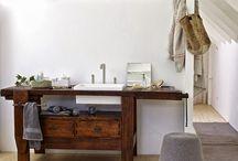 Lavabos. / Una recopilación de preciosos lavabos que hará único tu baño.