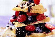 Baking / Desserts / by Deborah Hendrickson