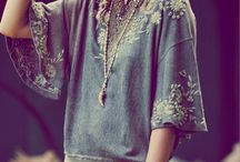 style gypsy/hyppy