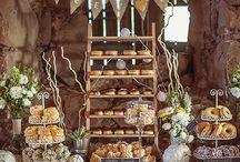 Donut bar boda