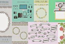 Recursos para ilustradores / by Pendientera