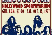 Lynyrd Skynyrd Tour Poster