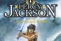 Graphic Novels / Book covers and artwork for the graphic novels from Percy Jackson and The Kane Chronicles