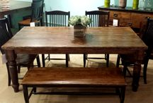 Custom Dining at Kensington / Custom Canadel Dining Tables, Chairs and Sets. A catalyst for you ideal dining room creation.