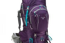 Backpacking / by Whitney Pressley