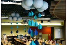 Library Displays - Weather