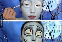 Maquillage halloween