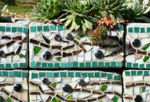 CRAFTS mosaic project favorites / by Sandra Cassel