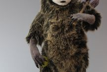 OOAK Soft Sculpter Animals / my own designs of other animals